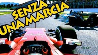 CORRO SENZA UNA MARCIA - F1 2017 Carriera Ferrari