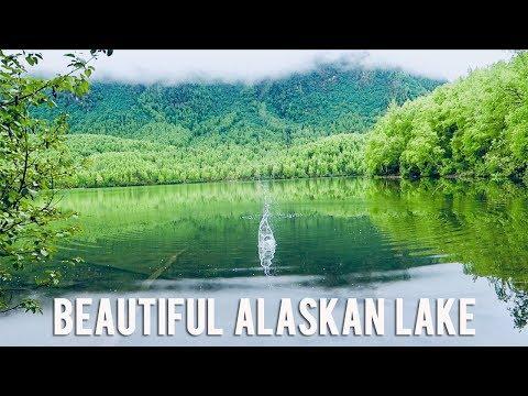 Secret Fishing Spot In Alaska
