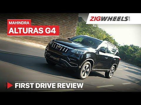 Mahindra Alturas G4 Review Take a bow, Mahindra  ZigWheels.com