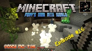 Minecraft - Foxy's Mod Mix [16] - Jack's Scary Search for a Creeper Spawner