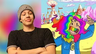 6ix9ine- DAY69 | REACTION/REVIEW