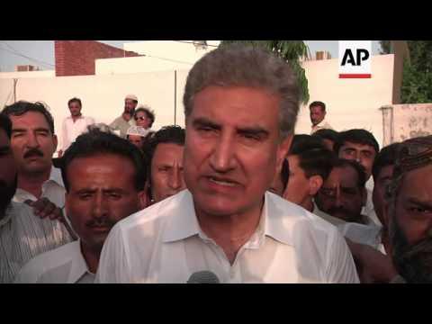 Funeral for slain Pakistani female lawmaker