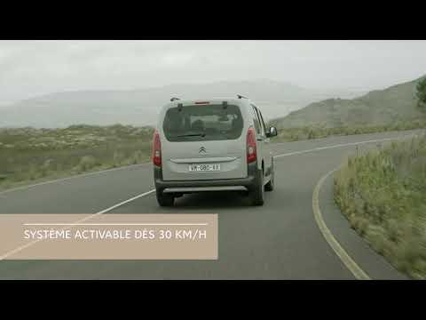 Nouveau Citroën Berlingo : Régulateur de vitesse adaptatif, avec ou sans fonction stop