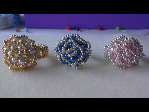 PETAL ROSE RINGS