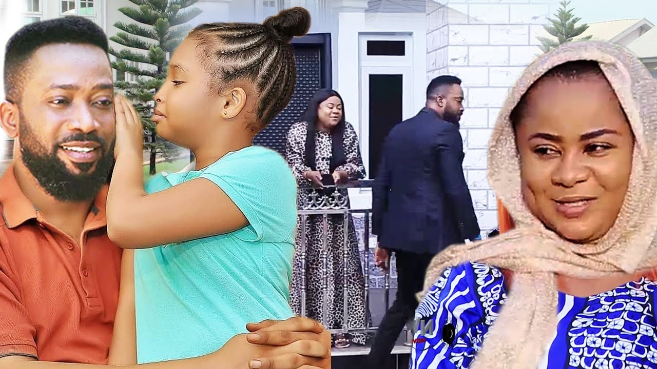 Download The Billionaire Single Father & The Poor Virgin Girl 11&12 - Fredrick Leonard/Uju okoli 2021 Movie