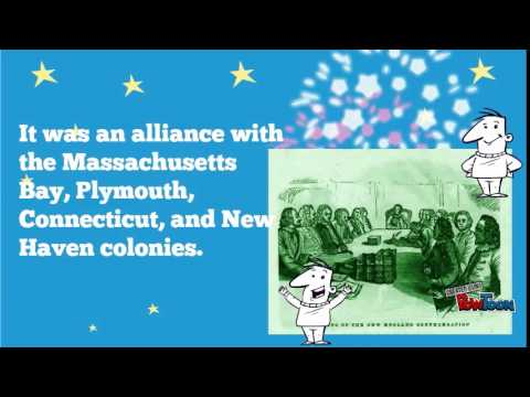 Early History of Massachusetts Bay