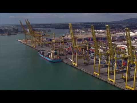 ZAL Port's corporate video