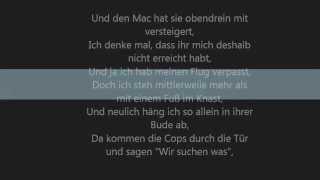 Bad Chick (Lyrics) - Cro