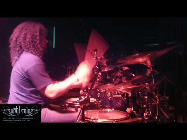 Alex Hughes | Until Rain - Anthem to Creation Pt III, IV drumcam
