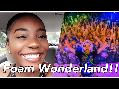 VLOG #4 | FOAM WONDERLAND!