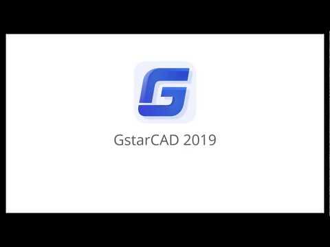 GstarCAD 2019:  Workspace