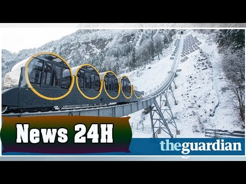 World's steepest funicular rail line to open in switzerland | News 24H