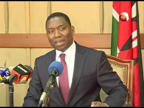CS Kazungu: The Mining Act 2016 Has Enhanced Transparency In The Licensing Process