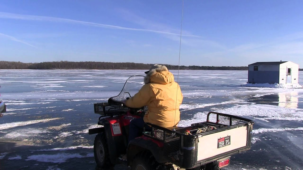 Dark house fishing on the ice in northern mn youtube for Mn ice fishing regulations
