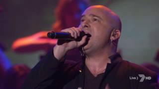 Disturbed - Sound of Silence - X Factor Australia (HD)