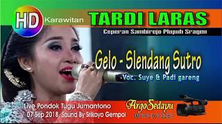 TARDI LARAS (HD) Medley Gelo & Slendang Sutro Kuning