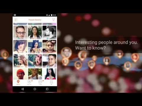 apps to meet people around you