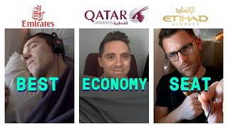 Flight Review: Emirates vs Etihad vs Qatar | Which Has The Best Economy Class?