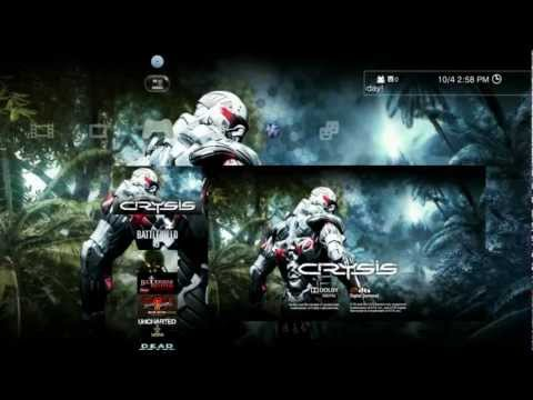 Crysis 1 PC vs Console (PS3)