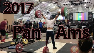 2017 Pan American Weightlifting Competition 77kg