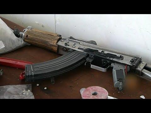 Самодельное оружие: ничего себе, хобби…
