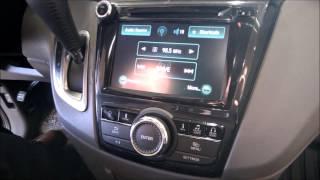 2015 Honda Odyssey Touring - DVD player