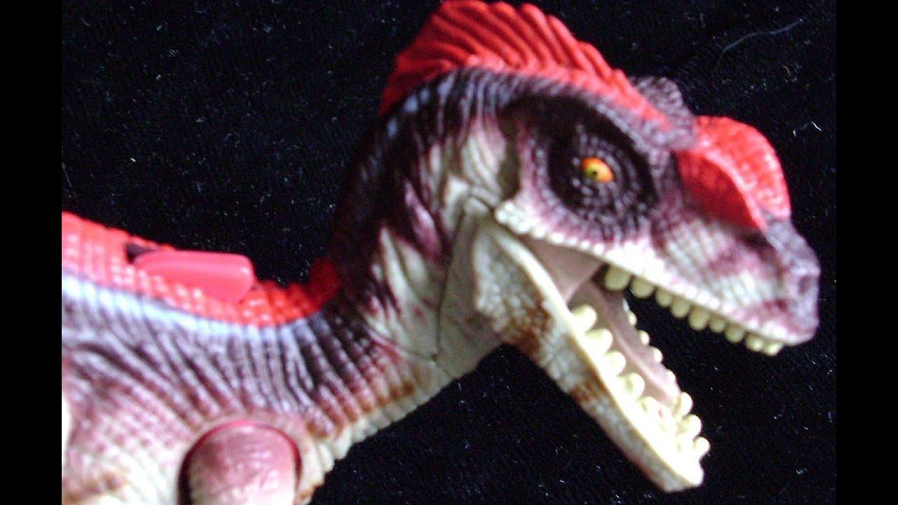 Jurassic Park 3 Velociraptor Toy Jurassic Park 3 Toy - ...