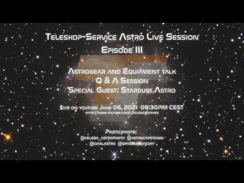 3rd Teleskop-Service Astro