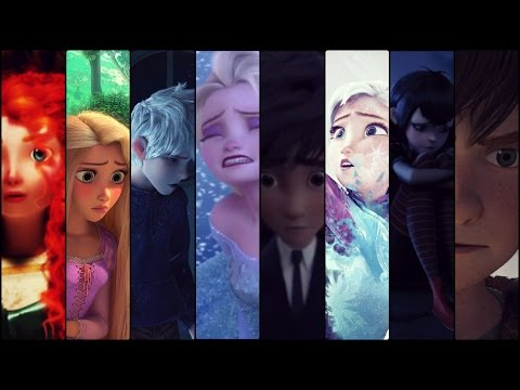 Welcome to my life - Non/Disney Multicrossover (The big four, Frozen, Big Hero, Hotel Transylvania)