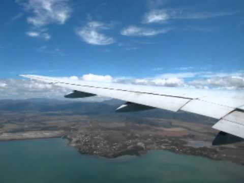 Air Austral Landing in  Noumea (B777-200ER)