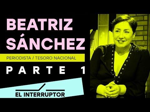 Beatriz Sánchez y su análisis de los noticieros actuales