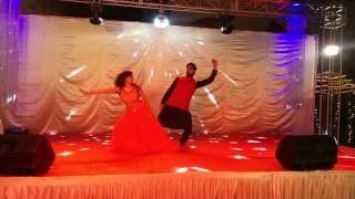 Best dance performance on Gerua and chal pyaar karegi