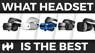 Which NEW Windows MR Headset feels best?