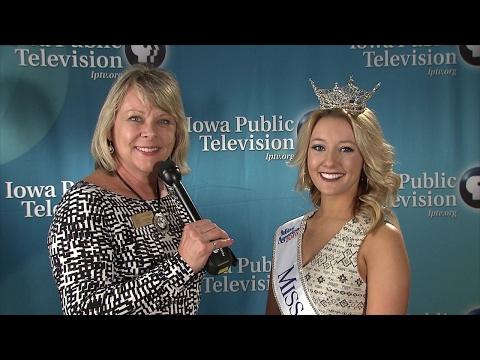 2017 Iowa State Dance Team Championships |  Miss Iowa 2016 Interview