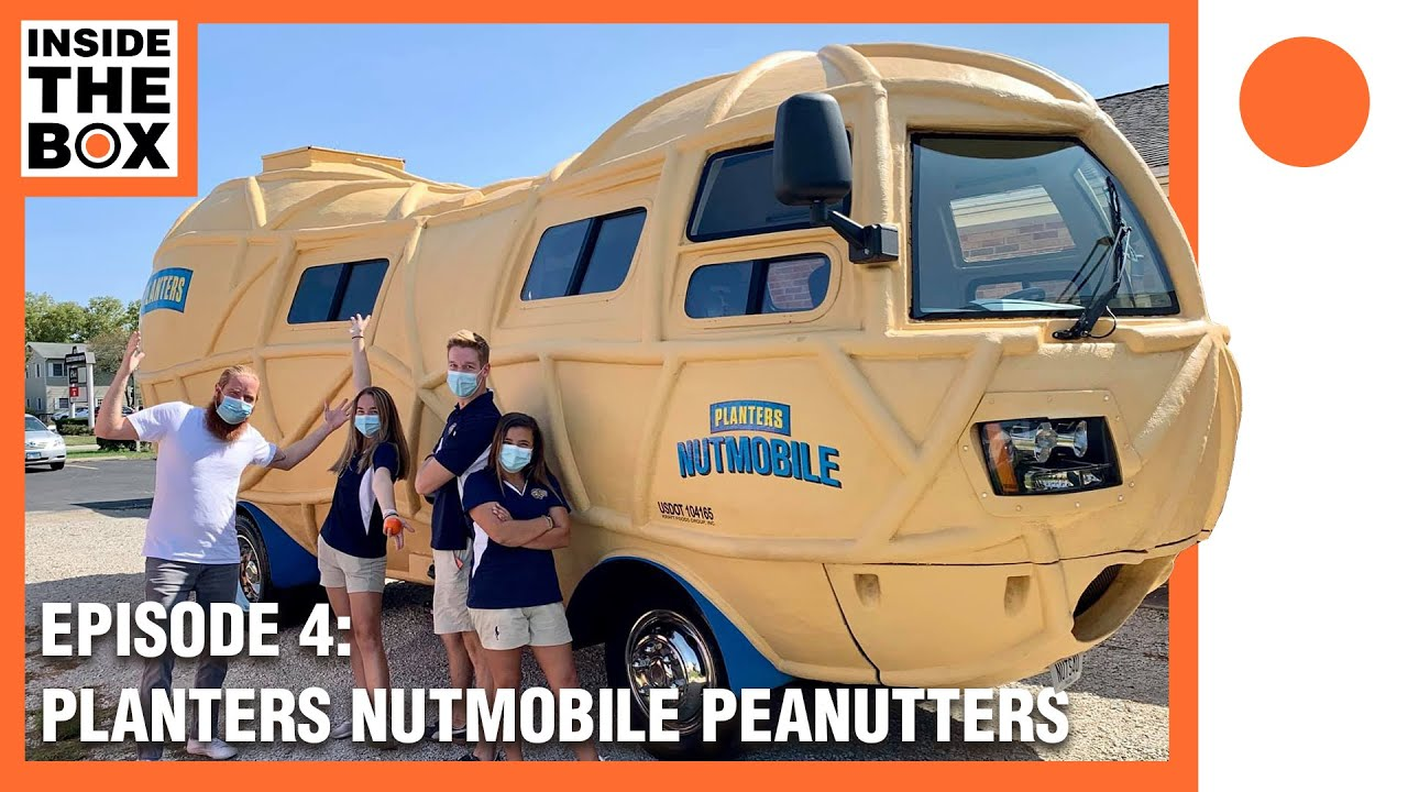 Inside The Box w/ Planters Nutmobile Peanutters - Ep04
