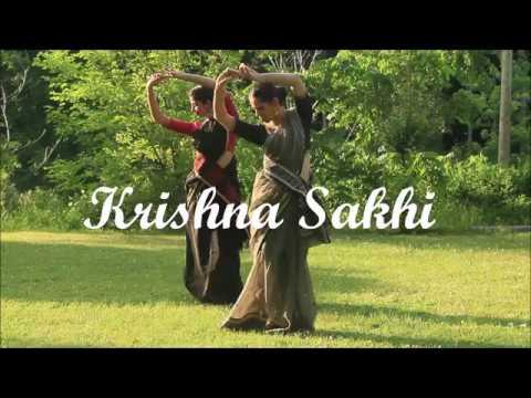 """""""Krishna Sakhi"""" -Mame Khan Kathak Cover"""