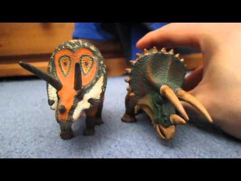 Review 21: CollectA Torosaurus