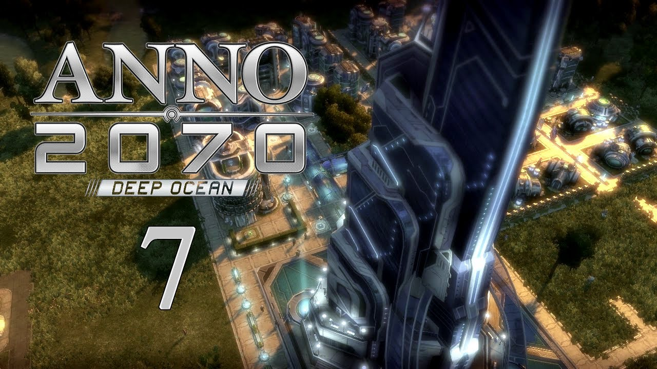 Anno 2070 deep ocean ep 7 tech monument science forum for Anno 2070 find architect