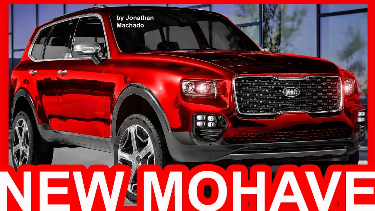 4K PHOTOSHOP New 2018 Kia Mohave @ Telluride Concept # ...
