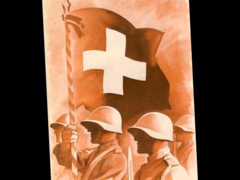 """Schweizer Militärmarsch """"Frei wie der Adler"""""""