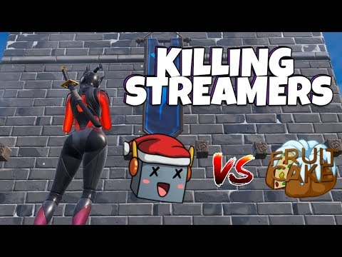 KILLING TWITCH STREAMERS! LIQUID CHAP & MORE!