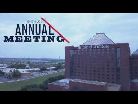 2018 Dallas Regional Chamber Annual Meeting