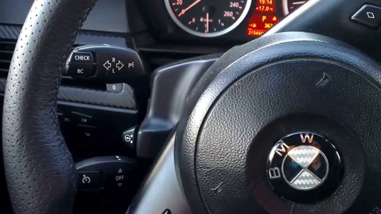 BMW E60 Active Steering Faulty  YouTube