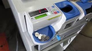 イシダ POSレジシステム iSP-1210/i-Scanner1210/自動釣銭機 ECS-77
