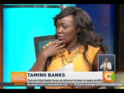Business Center: Taming Banks