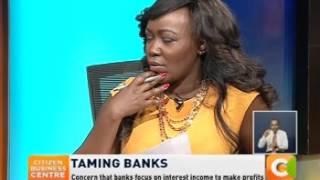 Business Center: Taming Banks