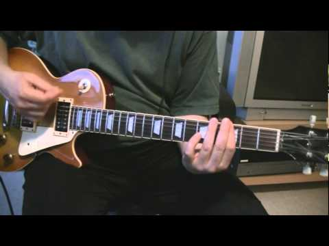 how to play beast of burden on electric guitar