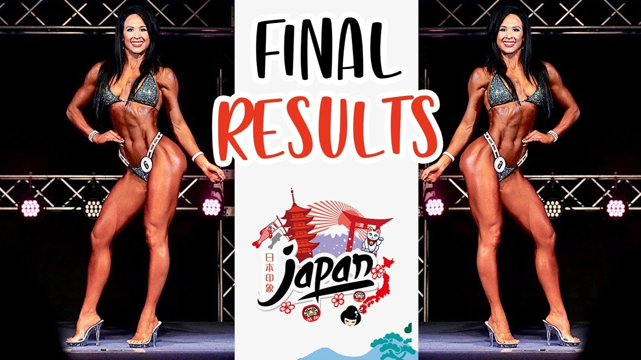 IFBB Japan Pro Show RESULTS & RECAP