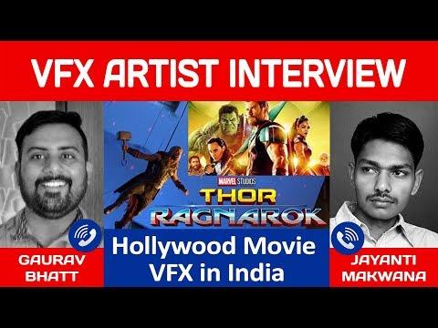 Vfx Artist Interview | Worked on Thor Ragnarok Movie | Working in Anibrain Studio Pune