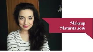 Make-up da MATURITA' | Giulia Vannacci